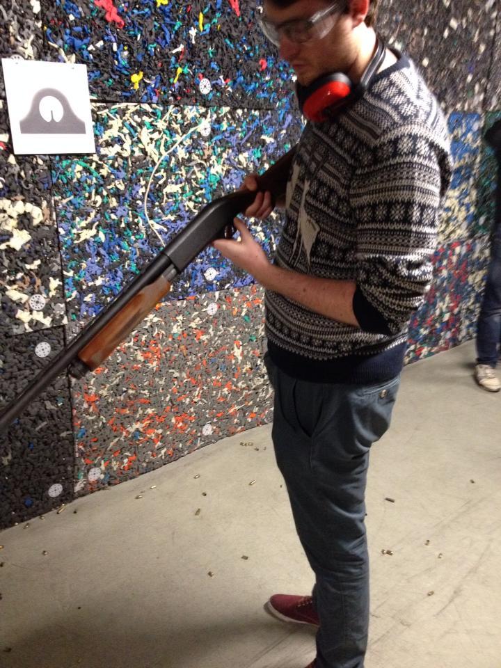 Budapest Gun Club