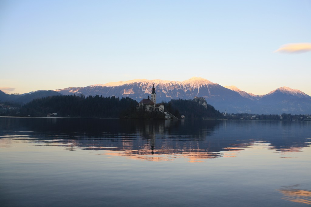 Lake Bled Is Glorious In Winter Travel Tramp