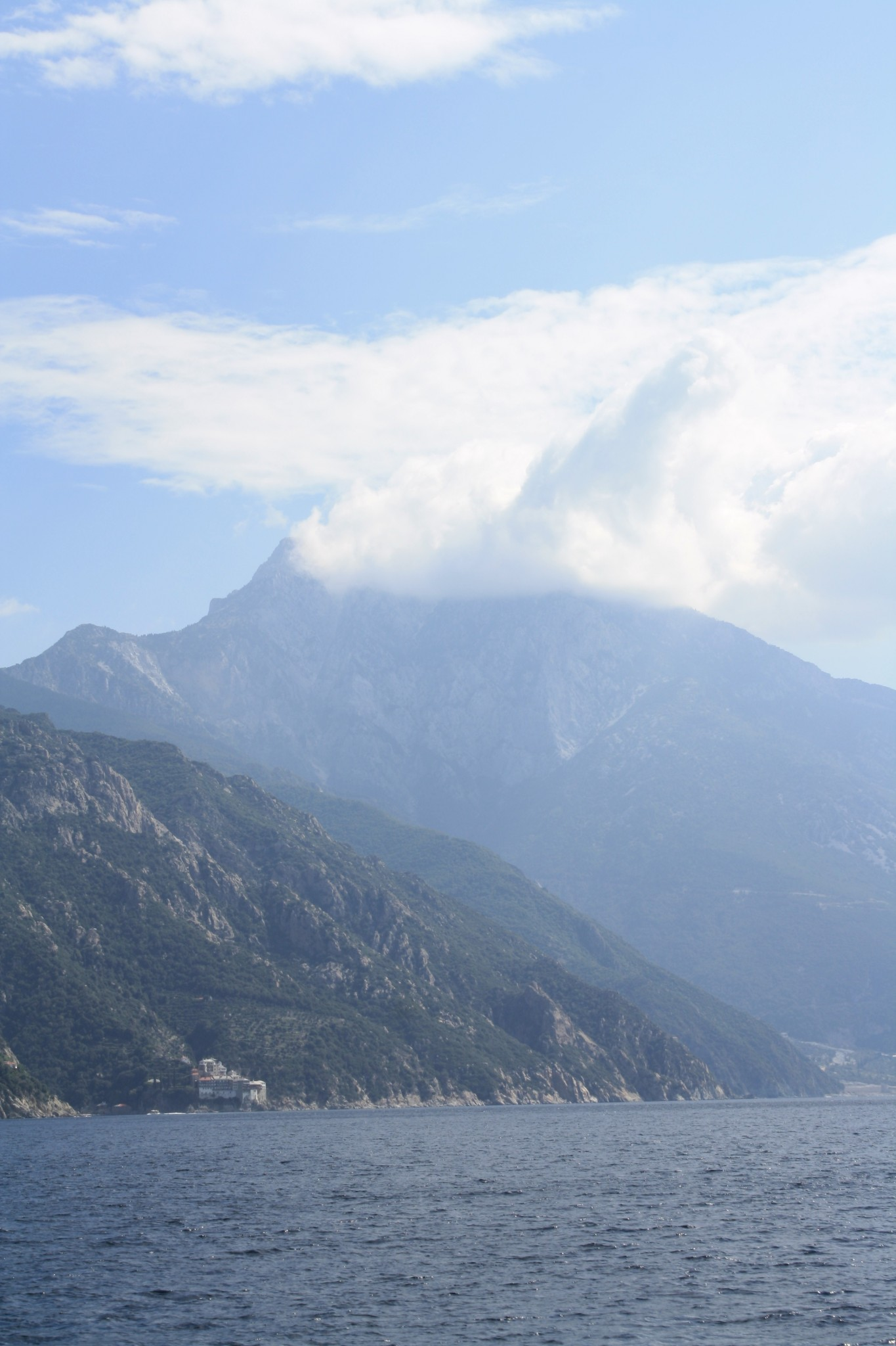 The Holiest Man Mountain in Greece