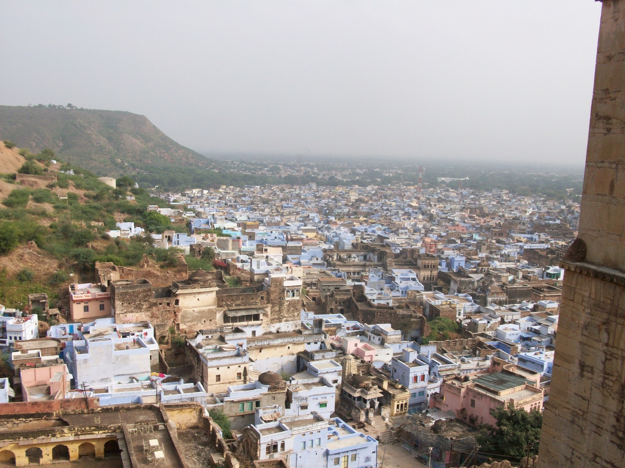 A Savage Ride to the Heart of Rajasthan