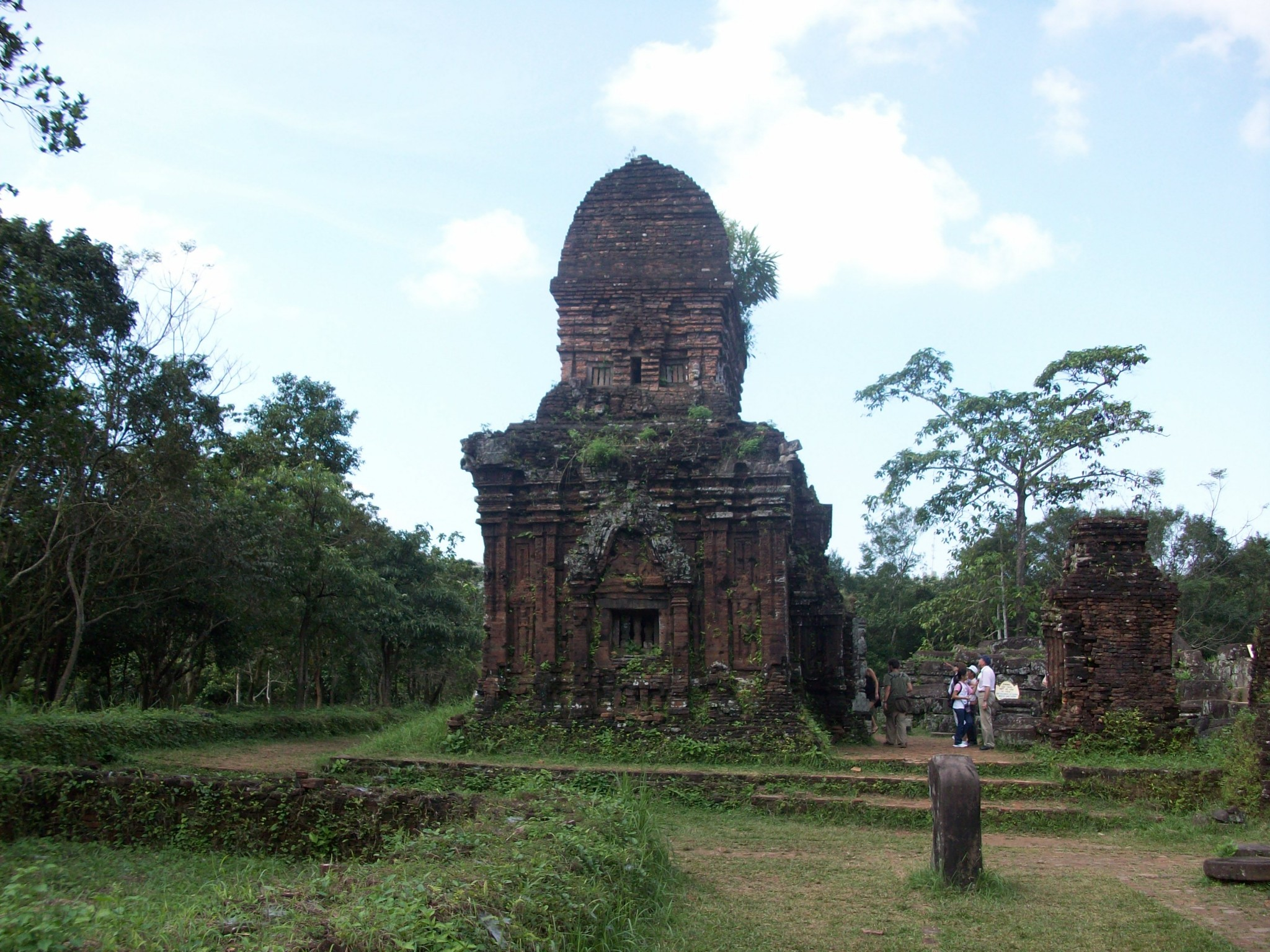 My Son- The Bombed Out Temples of Vietnam
