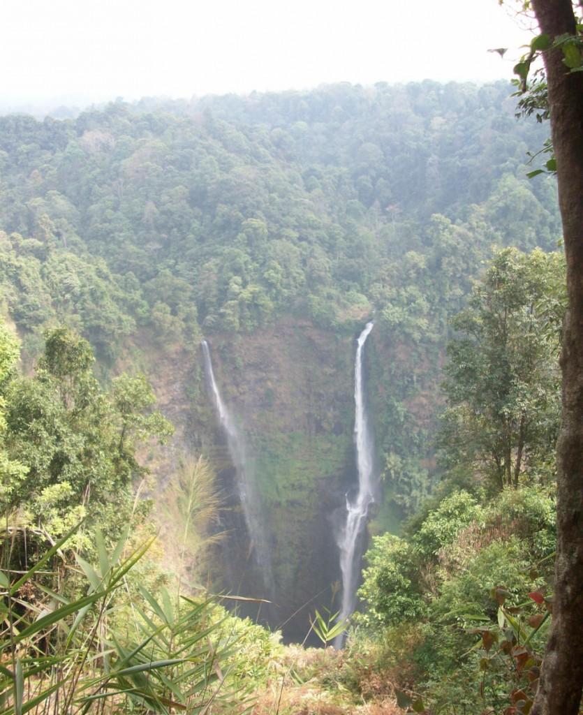 Tad Fane Waterfall Laos