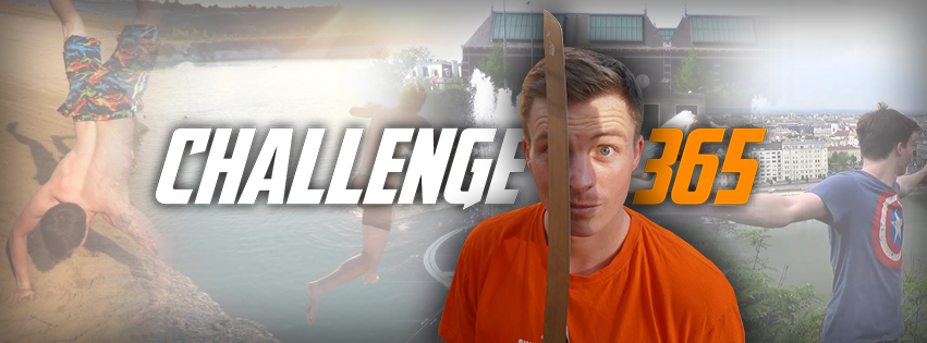 Meet Mr Challenge 365- The man taking on the world one challenge at a time