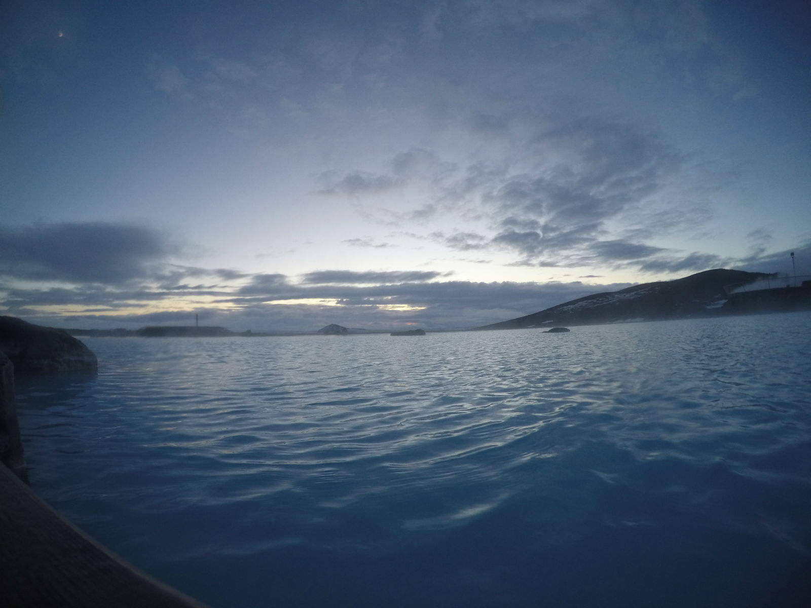 Forget the Blue Lagoon- Head to Iceland's Myvatn Nature Baths Instead