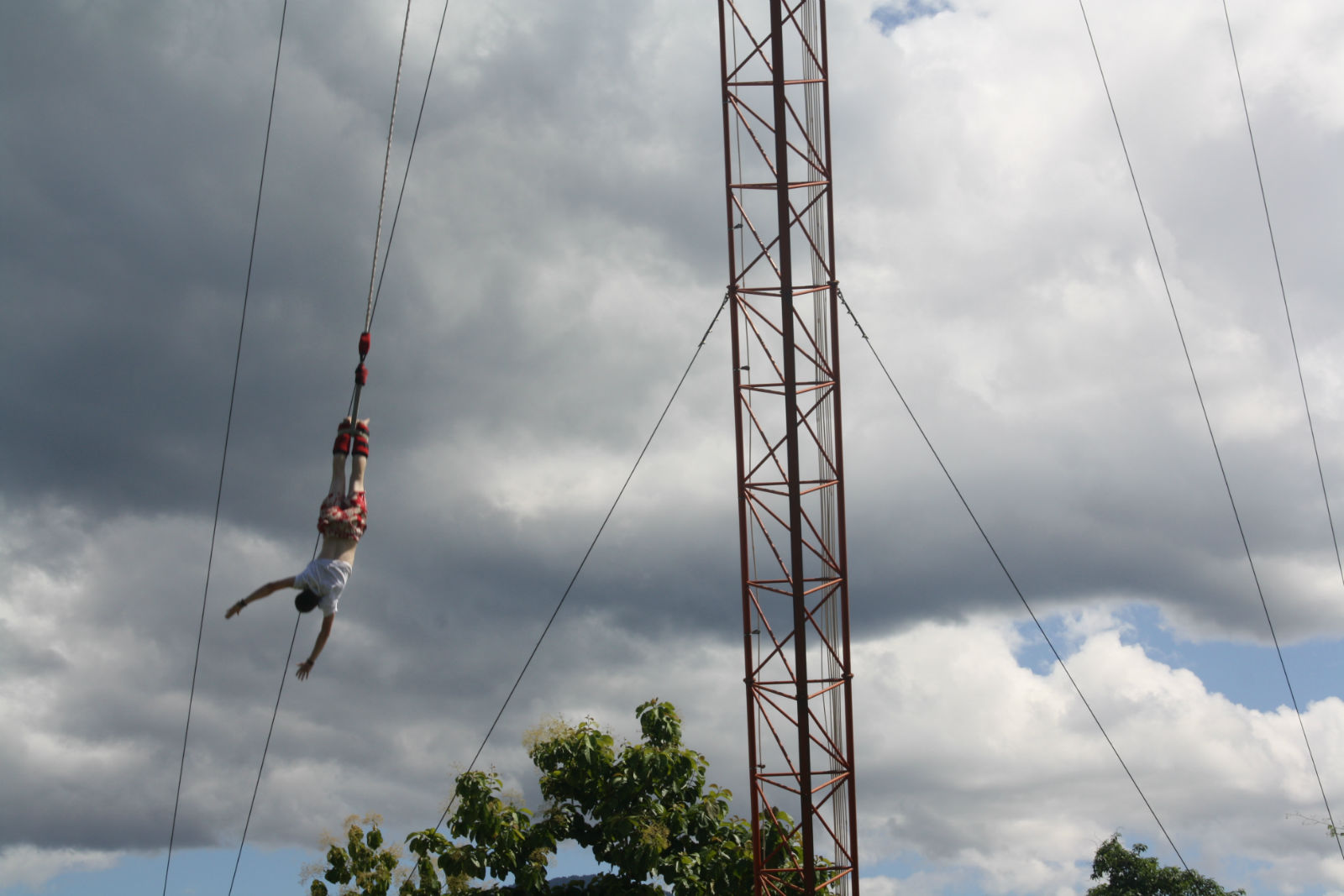 Would You Take on a Drunken Bungee Jump in Thailand?