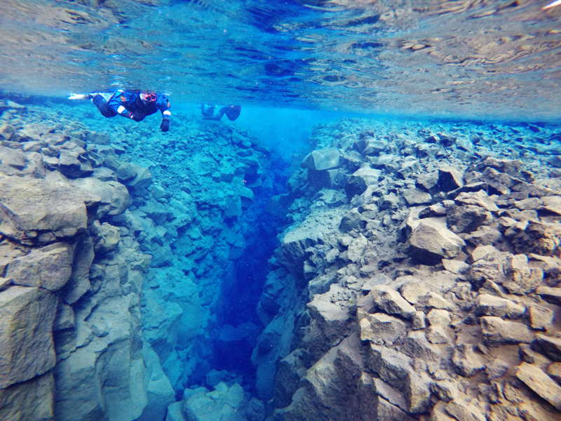 I Snorkeled Between Tectonic Plates in Iceland - Travel Tramp