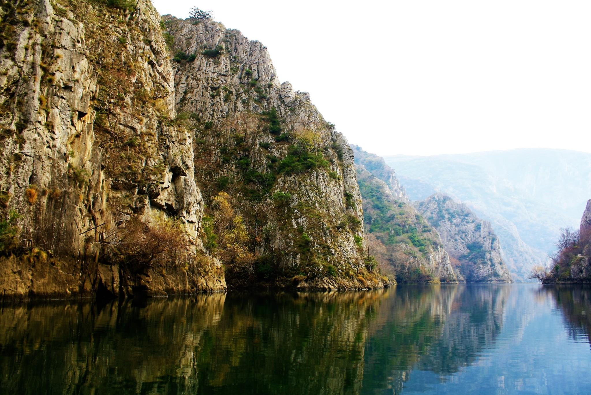 Macedonia's Matka Canyon