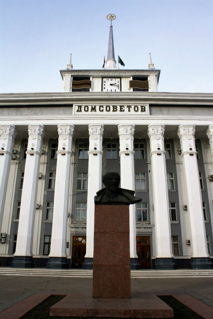 House of the Soviets Transnistria