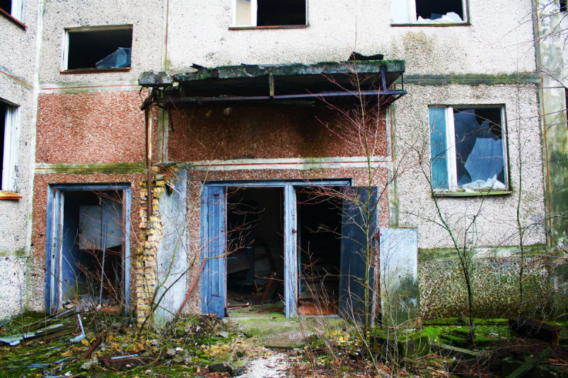 The Chernobyl Exclusion Zone