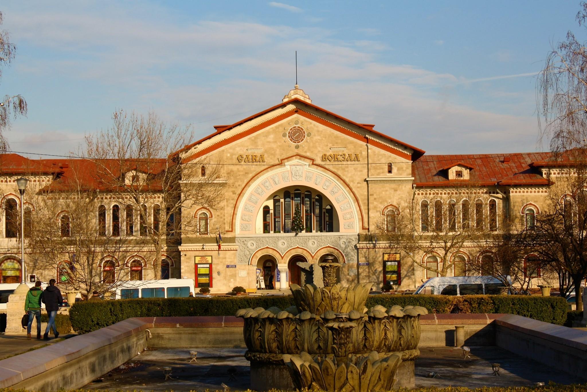 Chisinau Central Station