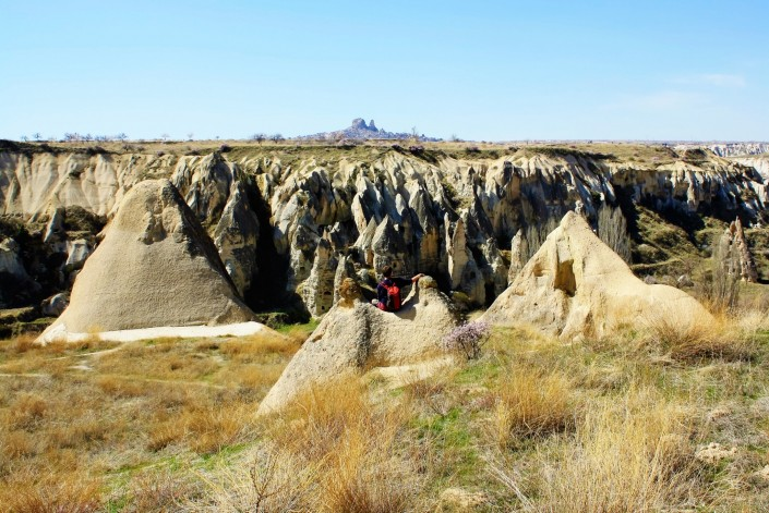 Going Underground In Cappadocia