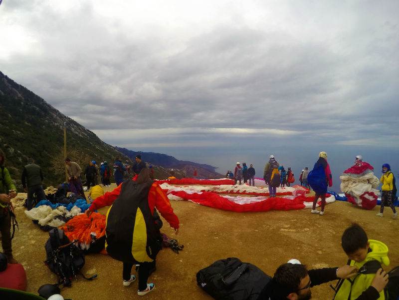 My Paragliding Crash In Oludeniz - Travel Tramp