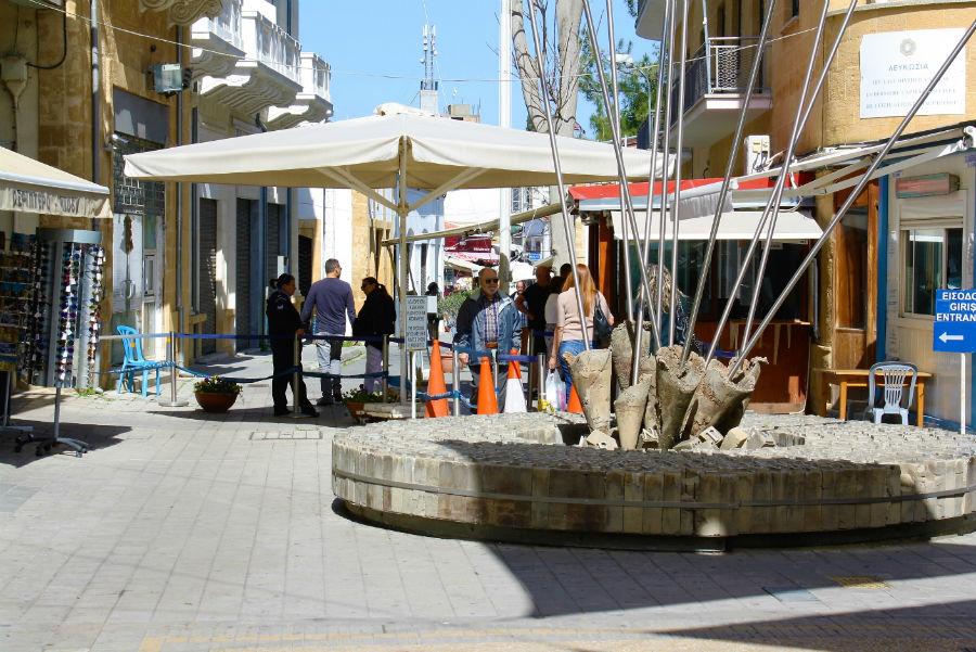 Nicosia the world's last divided capital city