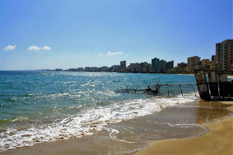 Famagusta Abandoned Holiday Resort Cyprus