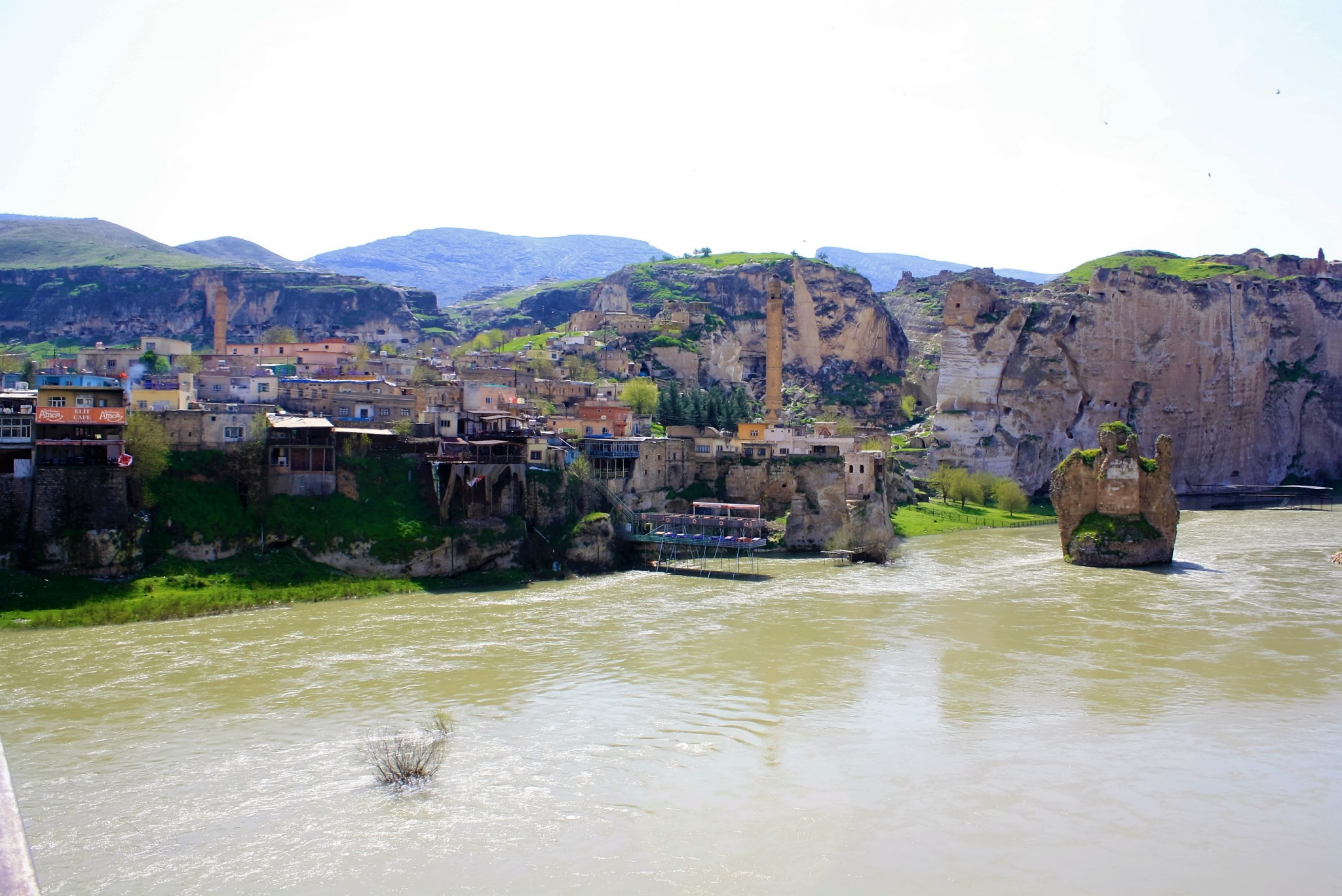 733b553bca Travel to Hasankeyf the twelve thousand year old town which will soon be  flooded