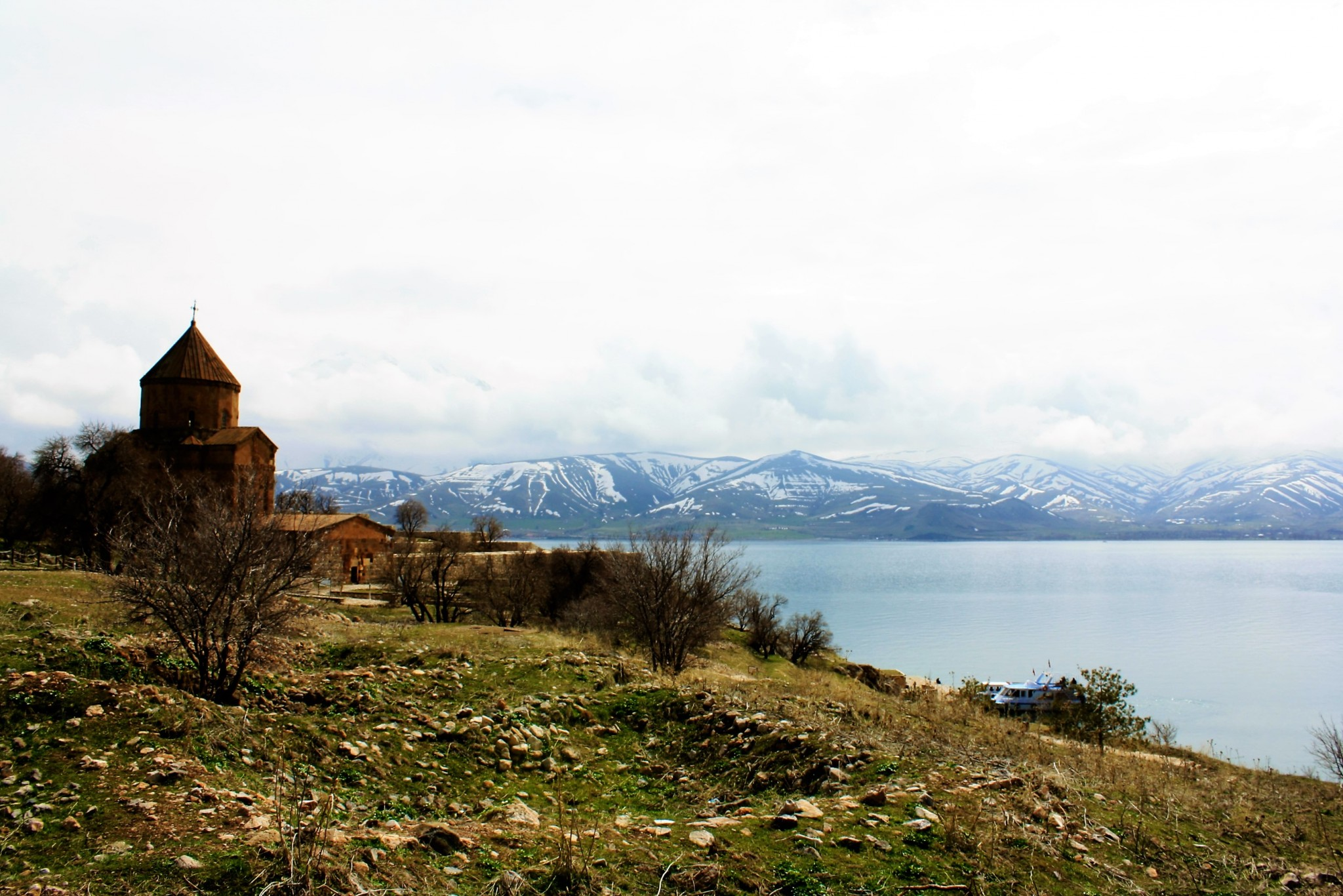 e2a1576f43 Akdamar Island And The Last Armenian Church Of Lake Van - Travel Tramp