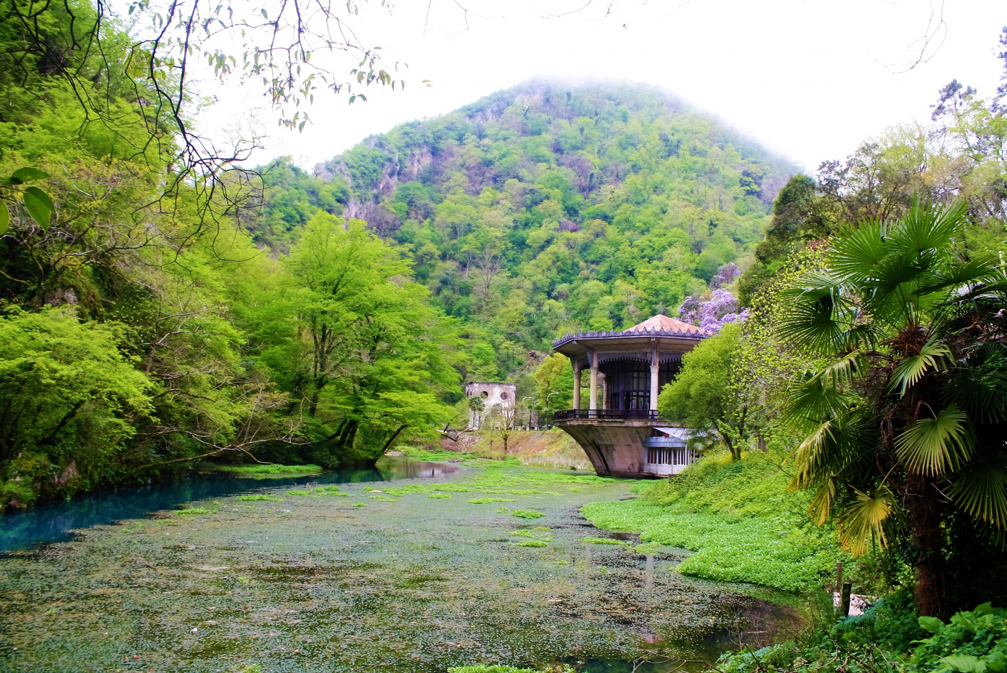 Novy Afon Abkhazia Travel