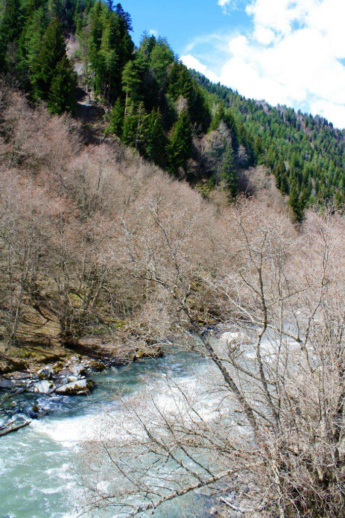 The long road to Ushguli Georgia