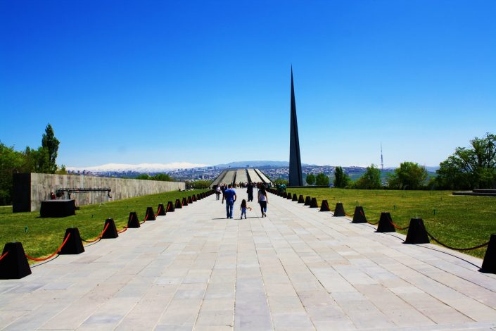 Remembrance, Grief And Joy: Marching With The Armenians