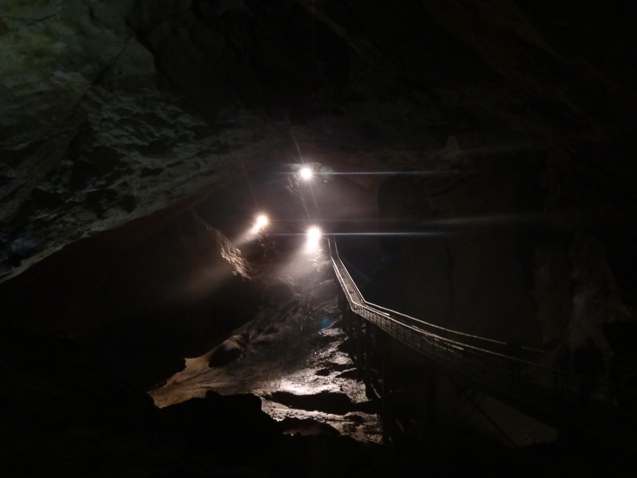 The Novy Afon Cave Abkhazia