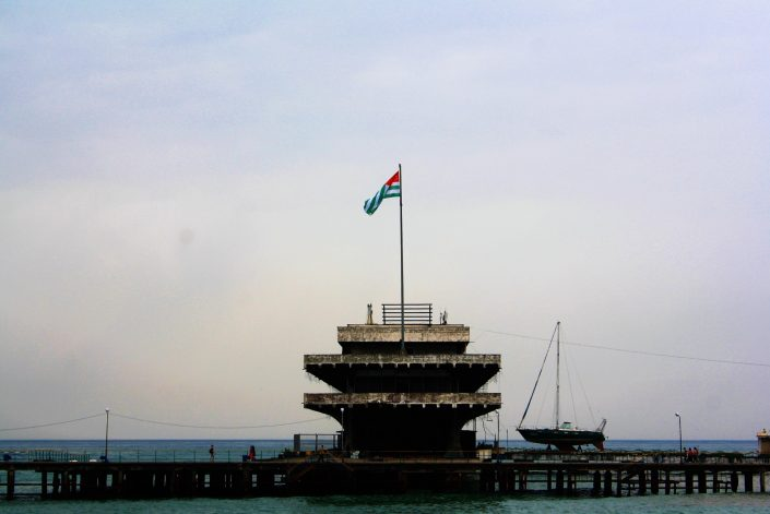 The Decaying Pleasure Piers Of Sukhumi
