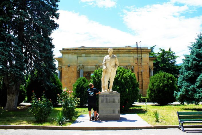 Gori: The Home Town Of A Mass Murderer