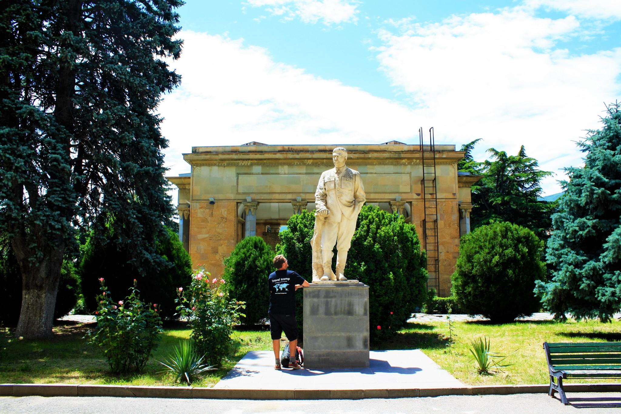 Gori Stalin's Home Town