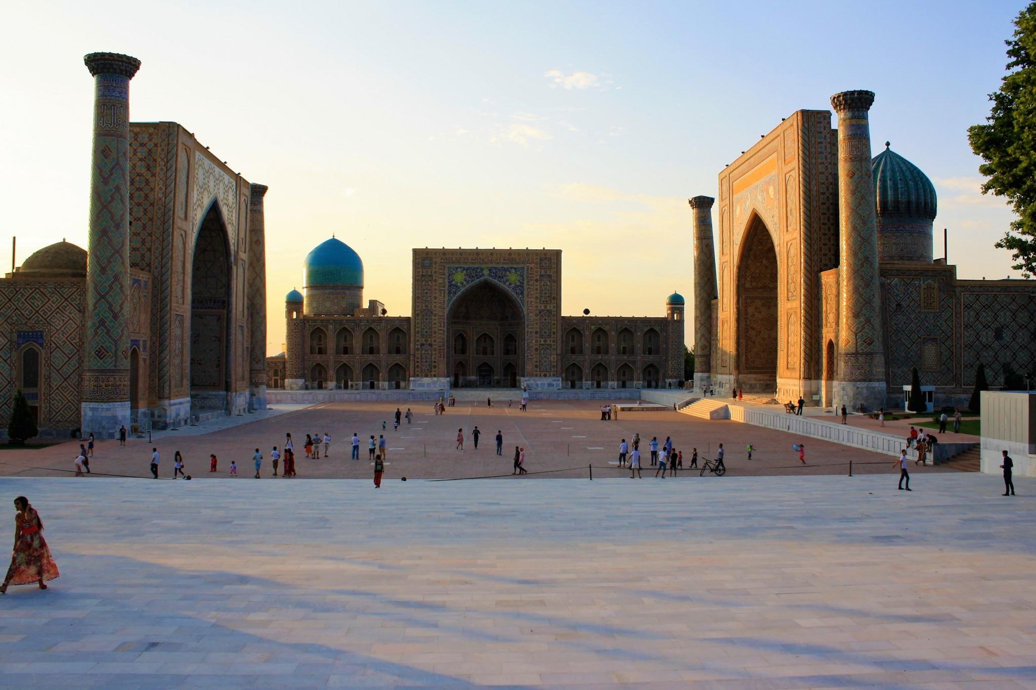 How To Get An Uzbekistan Visa In Baku Azerbaijan