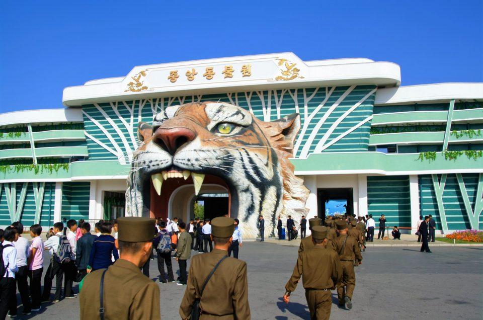 Pyongyang Zoo North Korea