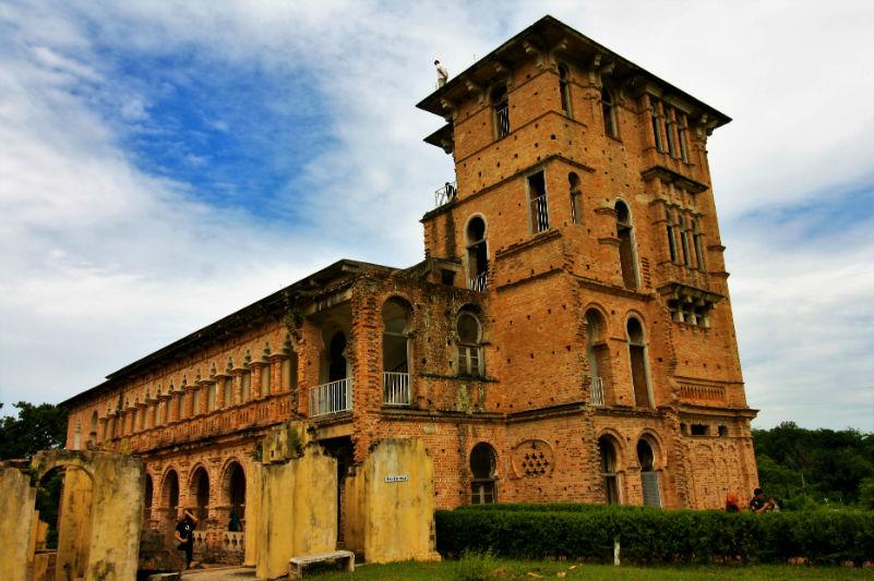 Kellie's Castle Ipoh Malaysia