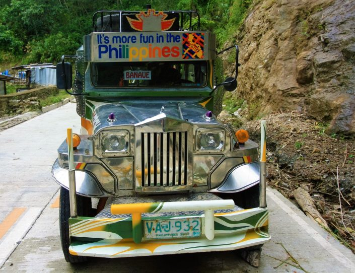 The Jeepney: The King Of The Road