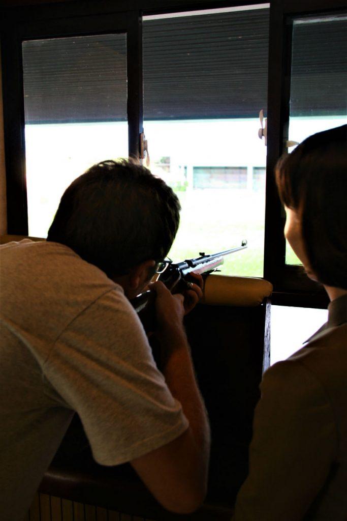 North Korea Shooting Range