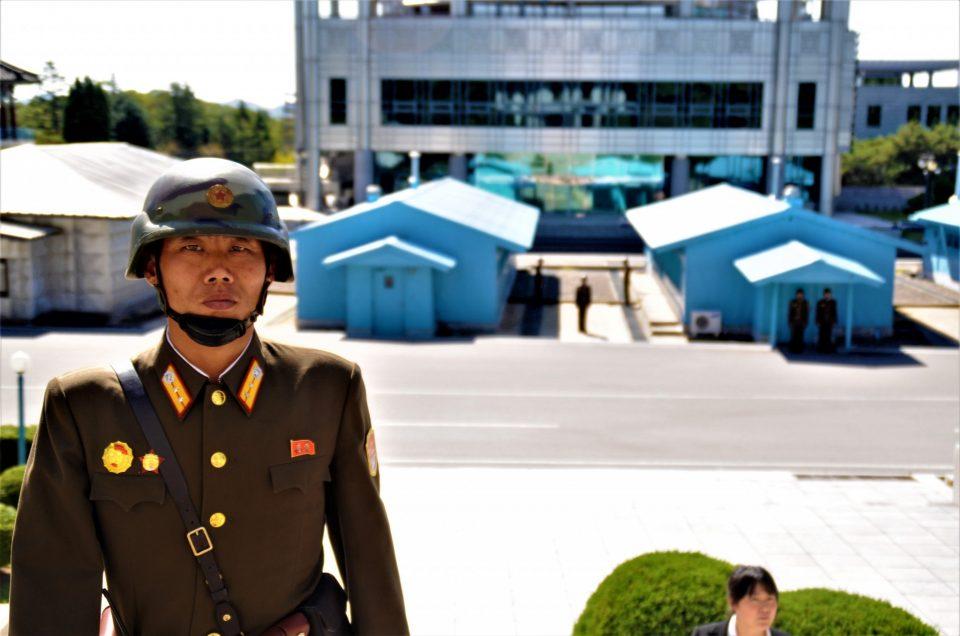 North Korea DMZ Travel