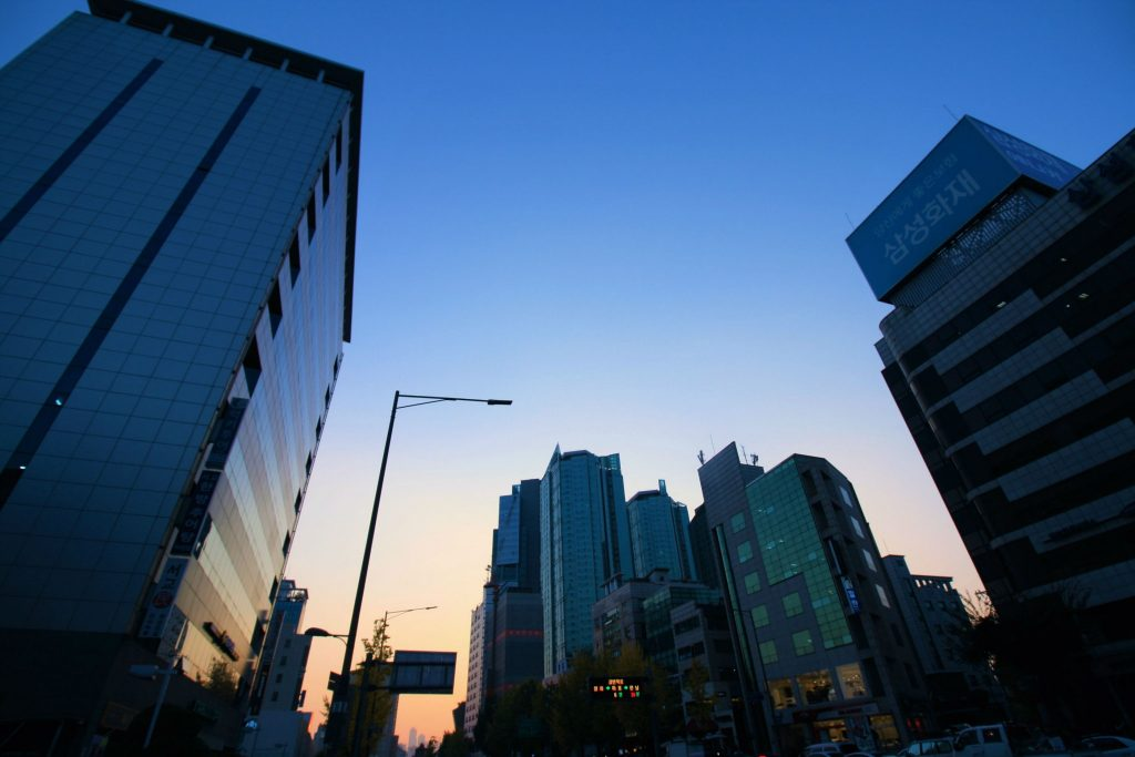 Photos From The Road: The Streets of Seoul
