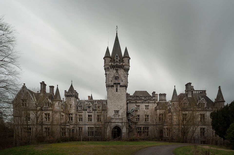 The Best Abandoned Places To Visit In Europe
