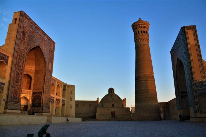 Bukhara: Dark Tourism On Uzbekistan's Silk Road
