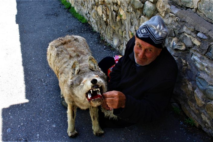 The Wolf Man Of Sheki