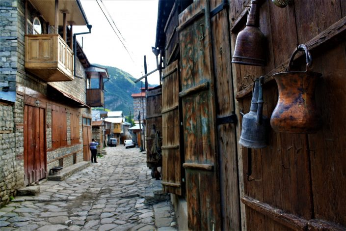 Lahic: Sheep And Copper In The Mountains Of Azerbaijan
