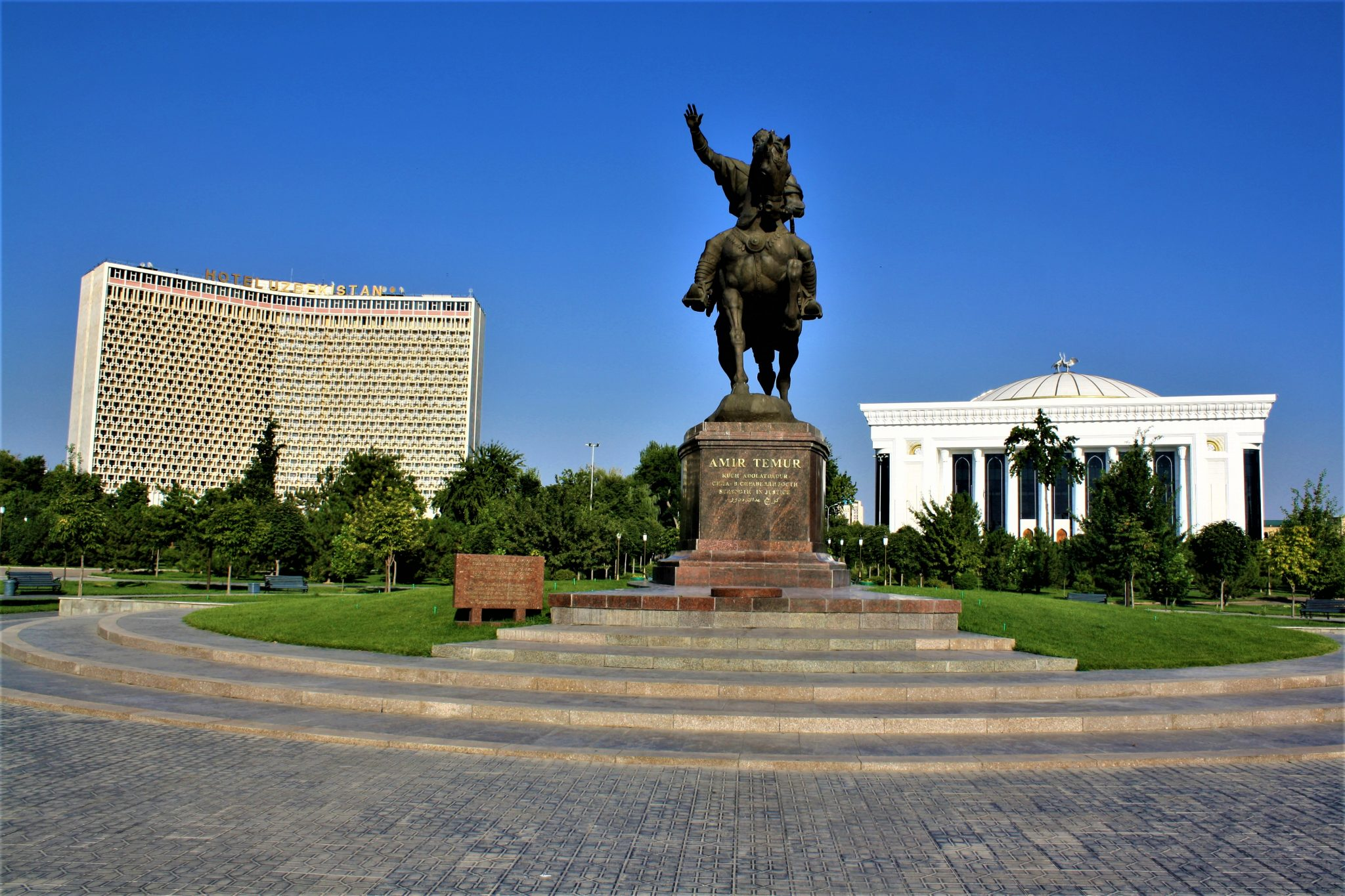 Tashkent Uzbekistan Travel