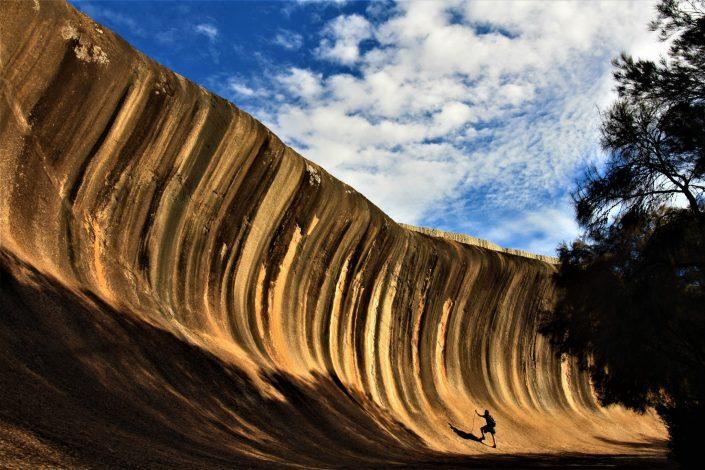 Is It A Wave? Or Is It A Rock?