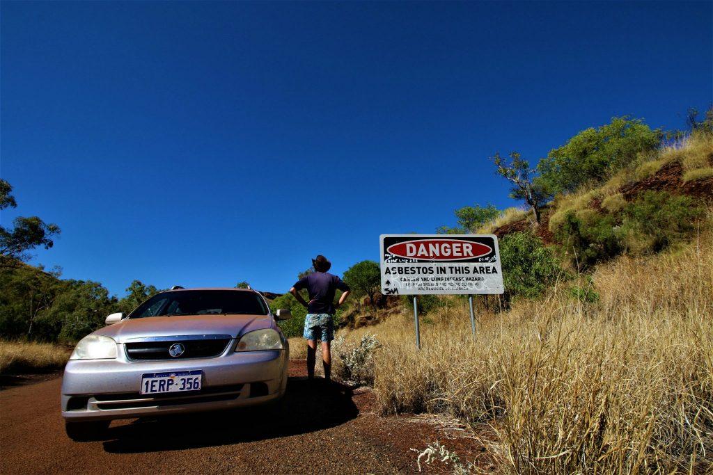Wittenoom Gorge Western Australia