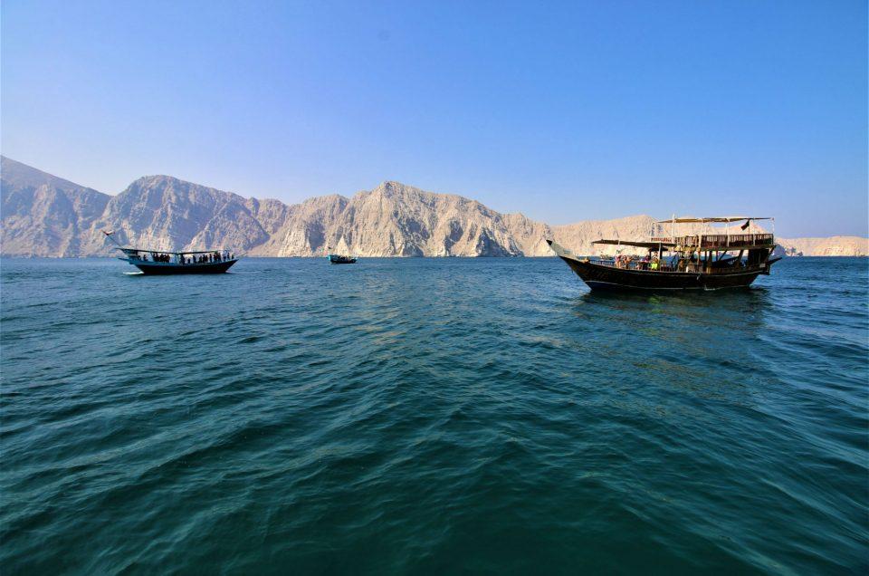 How To Travel To Khasab Oman!