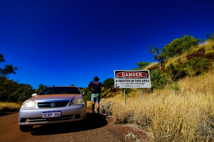 The Abandoned Blue Asbestos Mining Town Of Wittenoom