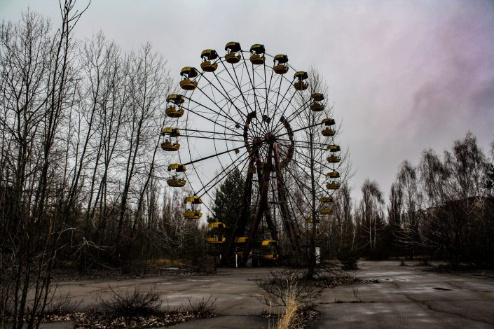Download My New Ebook: The World's Lost And Abandoned Places. For FREE!