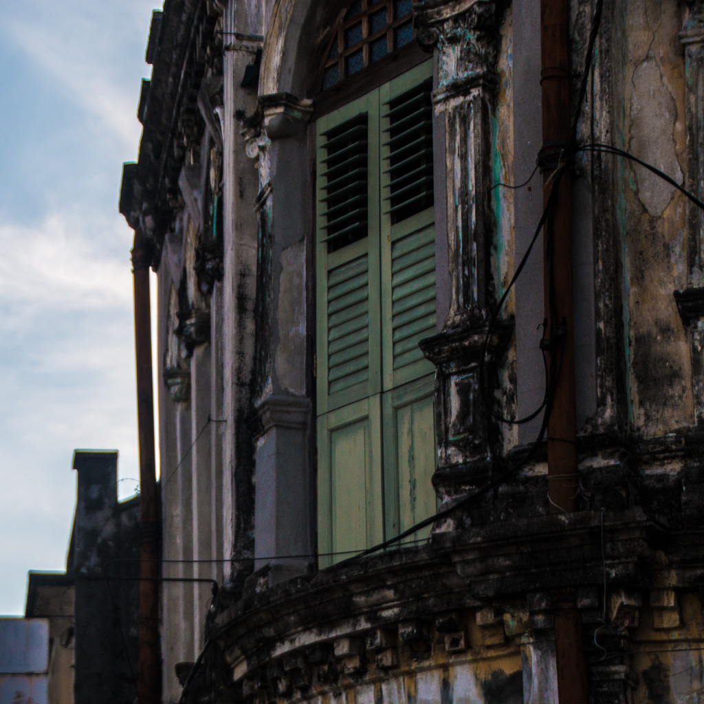 Photos From The Streets Of Penang Malaysia