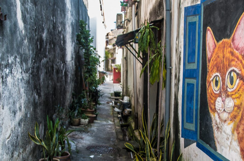 Photos From The Road: The Streets Of Penang