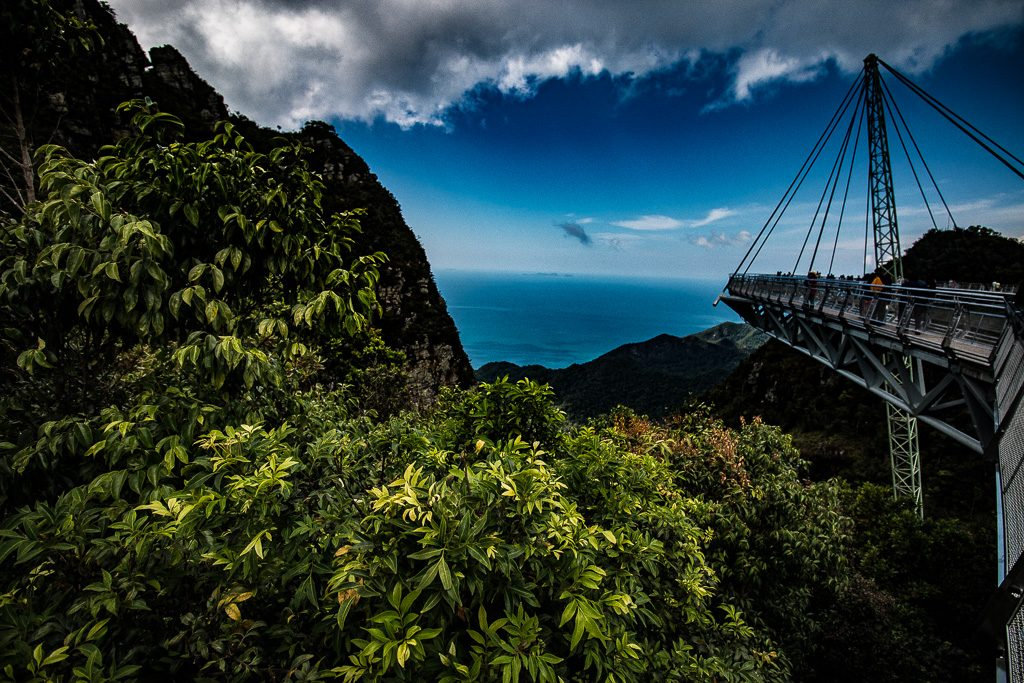 Langkawi Sky Bridge Travel