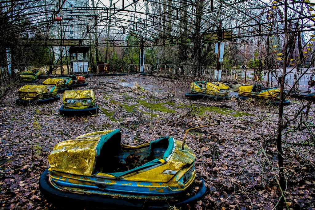 i travelled the world exploring abandoned places here are the best