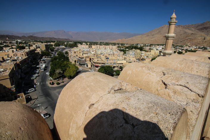 Exploring Oman's Nizwa Fort And Souq