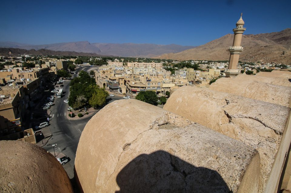 Exploring Oman's Nizwa Fort And Souq
